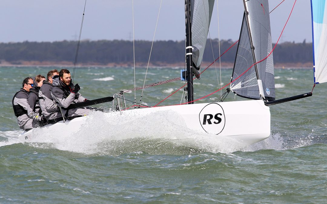 RS21 – The perfect platform to race at the NOOD Regattas