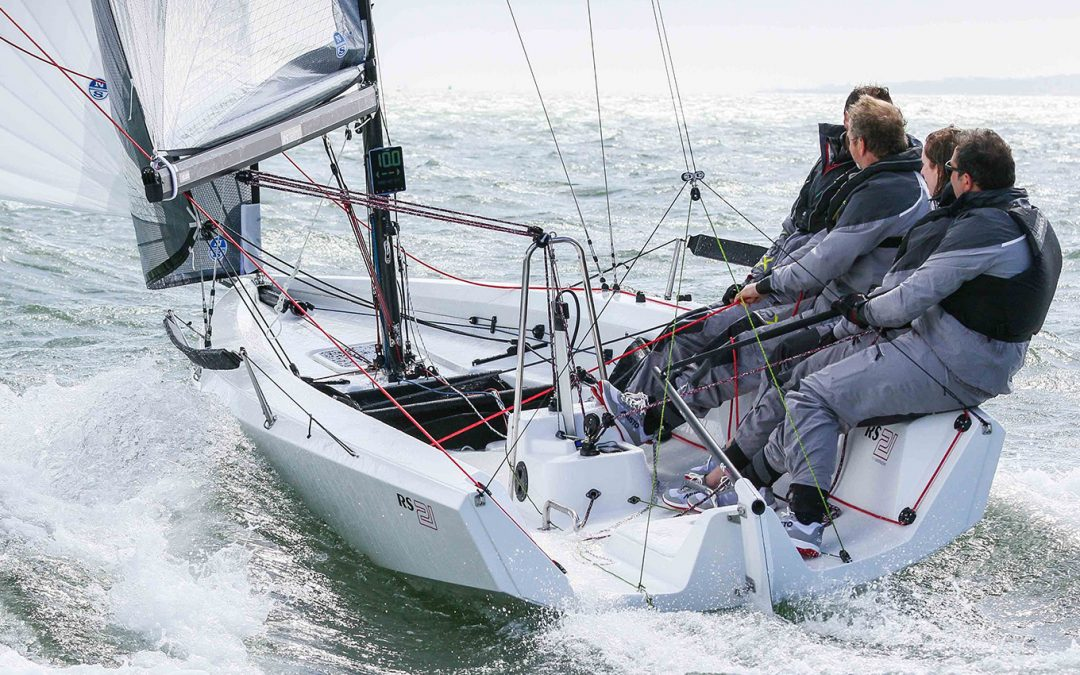 The RS21 Keelboat is the newest fleet to join the 2019 Helly Hansen NOOD Regatta Series presented by Sailing World