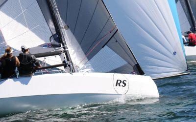 Zealous Zim Sailing lead the way in Annapolis NOOD Regatta