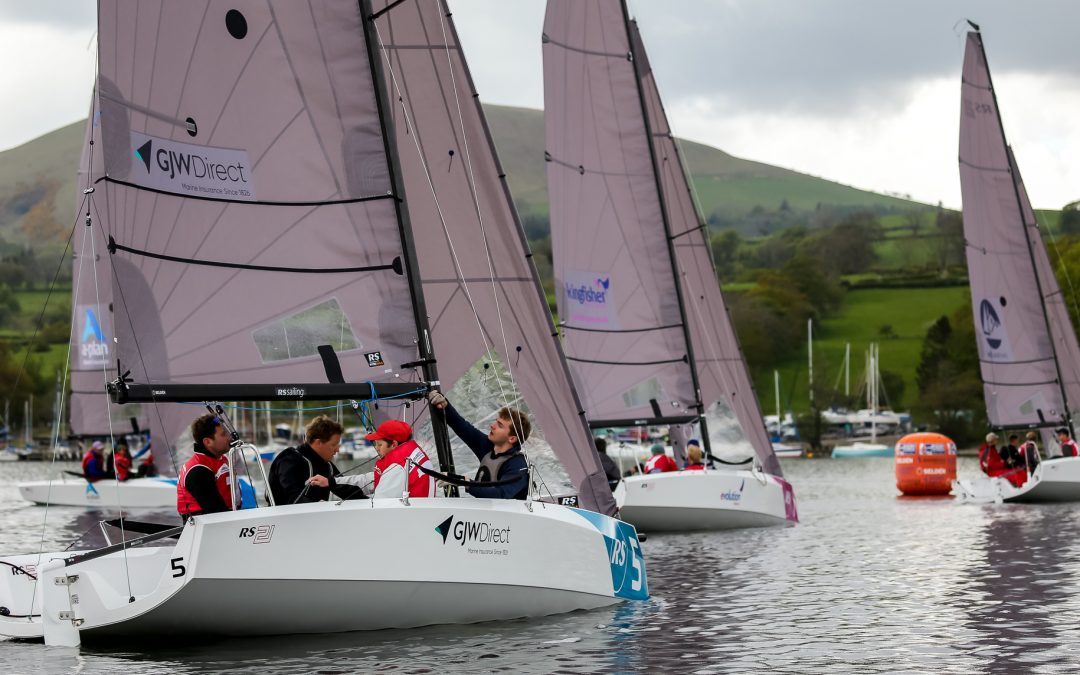 The countdown is on to the second British Keelboat League Qualifier