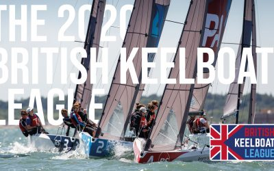 The British Keelboat League is roaring into 2020 – it's time to rock up and race