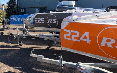 RS21s Heading to Italy