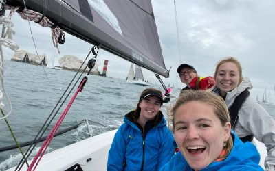 3 RS21s hit the racecourse for Round the Island